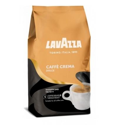 Zrnková káva Lavazza Crema Dolce 1 kg