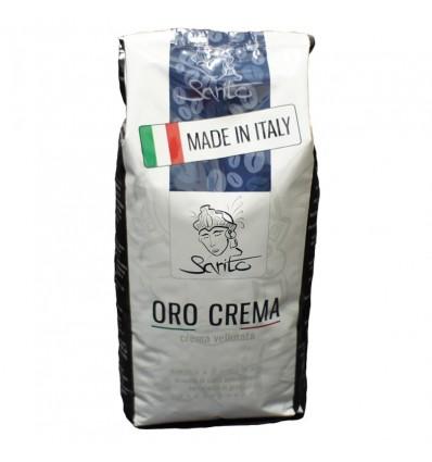Zrnková káva Sarito Oro 1 kg
