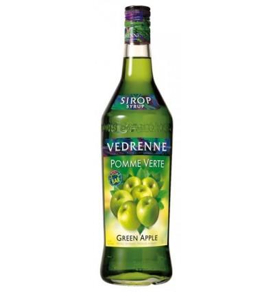 Védrenne sirup Jablko zelené 1 l