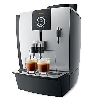 Kávovar Jura XJ5 Professional BrilliantSilver