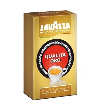 Mletá káva Lavazza Qualita Oro 250 g