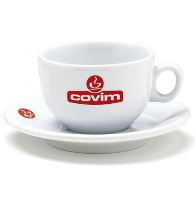 Covim šálek na cappuccino