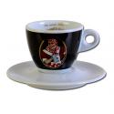 Mami's caffé šálek na espresso - černý