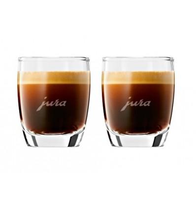 Jura Espresso skleničky