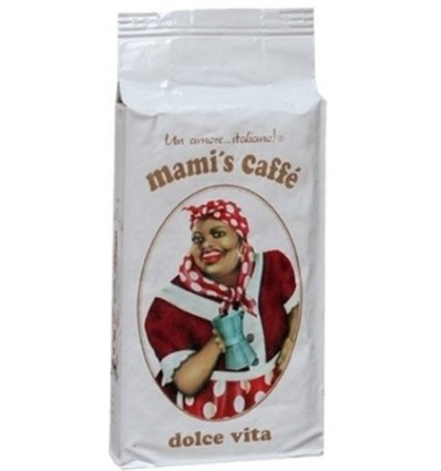 Mletá káva Mami's Caffé Dolce Vita 250 g