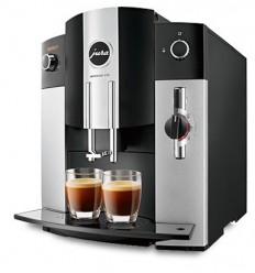 Kávovar Jura Impressa C65 Platin/Black