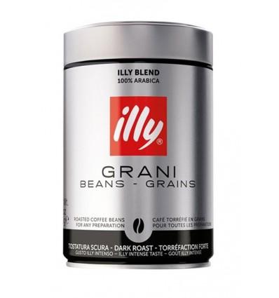 Zrnková káva Illy Dark 250 g