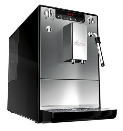 Kávovar Melitta Solo® & Milk stříbrná