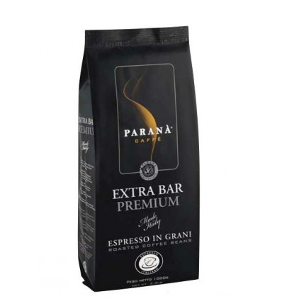 Zrnková káva Parana Extra Bar Premium 1 kg
