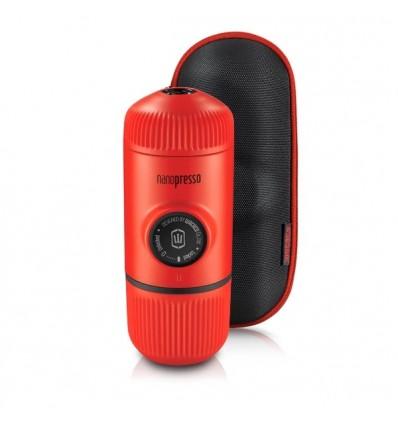 Wacaco Nanopresso - Lava Red + obal zdarma