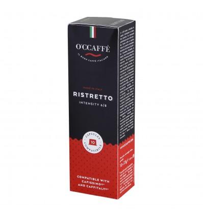 Kapsle O'ccaffé Caffitaly Ristretto