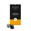 Kapsle pro Nespresso O'ccaffé Crema, 10ks