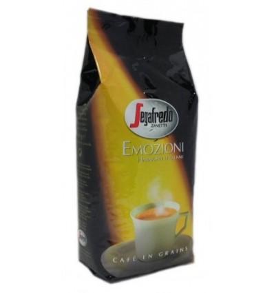 Zrnková káva Segafredo Emozioni 100% Arabica 1 kg