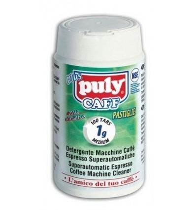 Puly Caff Plus tablety 100 ks - čištění pro kávovary