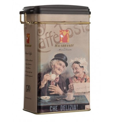 Mletá káva Hausbrandt Anniversario 250g, dóza