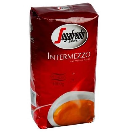 Zrnková káva Segafredo Intermezzo 1 kg