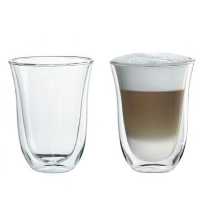 DeLonghi Skleničky na latte macchiato