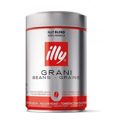 Zrnková káva Illy 250 g